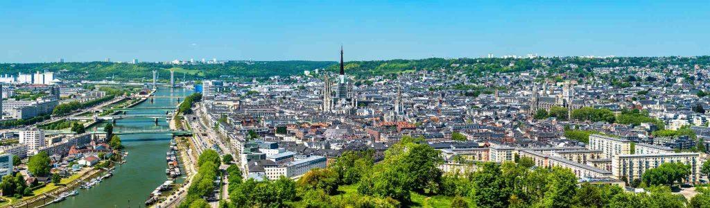 Location bus Rouen